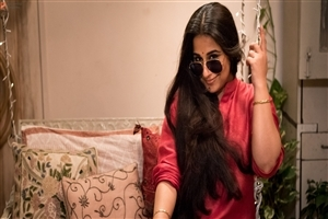 Vidya Balan in Sunglasses Photo