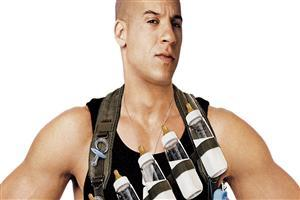 Vin Diesel Hollywood Actor