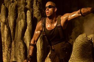 Vin Diesel The Chronicles of Riddick Movie Wallpaper