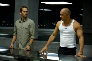 Vin Diesel and Paul Walker Actor HD Images