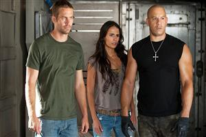 Vin Diesel in Fast Five Movie
