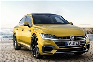 New 2018 Volkswagen Arteon Compact Executive Car