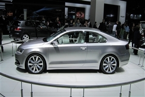 Volkswagen Jetta HD Photo