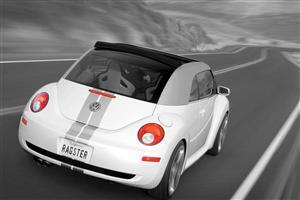 Volkswagen New Beetle Ragster Concept Car Wallpaper