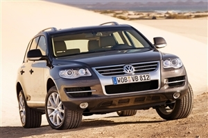 Volkswagen SUV Car Photo