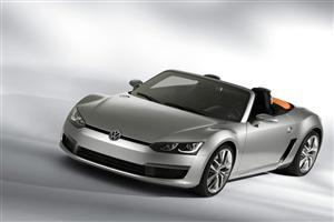 volkswagen Concept Car Wallpaper