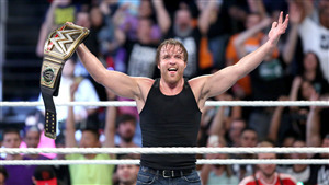 American Professional Wrestler Dean Ambrose HD Wallpaper