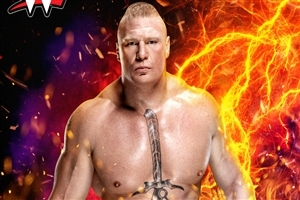 Brock Lesnar WWE Wrestler Wallpaper
