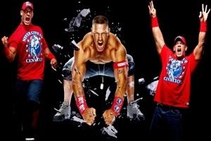 HD Wallpaper of John Cena
