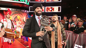 Indian Professional Wrestler Jinder Mahal