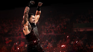 Roman Reigns Best WWE Wrestler Wallpaper