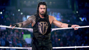 Roman Reigns WWE Superstar Photo