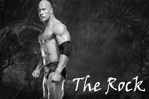 The Rock New Wallpaper