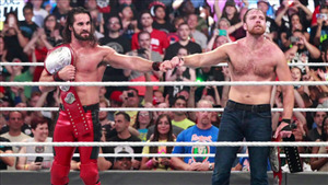 The Shield WWE Star Seth Rollins and Dean Ambrose