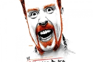 WWE Extreme Rules HD Photo