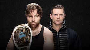 WWE Star Dean Ambrose vs The Miz