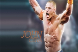 WWE Star John Cena HD Wallpaper