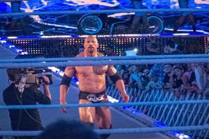 WWE Wrestlemania 28 The Rock vs John Cena