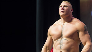 WWE Wrestler Champion Brock Lesnar