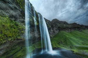 A Beautiful Widescreen Waterfalls Wallpapers