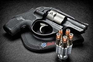 Ruger LCR Small Gun HD Desktop Photos