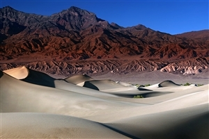 Namib Desert in Africa Photo