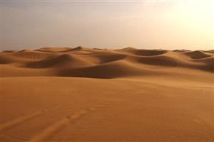 Red Sand Desert Wallpaper