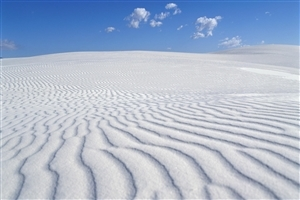 White Sands National Monument White Desert in New Mexico US Wallpaper