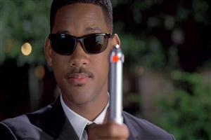 Will Smith as Agent J in Men in Black