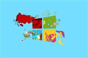 Windows 8 Graphic Logo