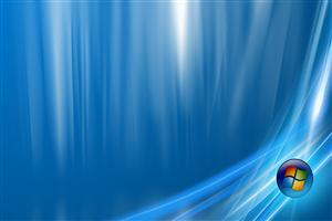 Windows Vista Crystal Background