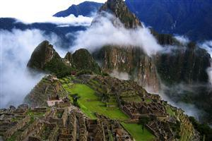 Beautiful Machu Picchu Wonders Wallpapers