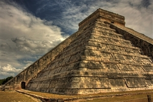 Chichen Itza Wonders of Word Photo